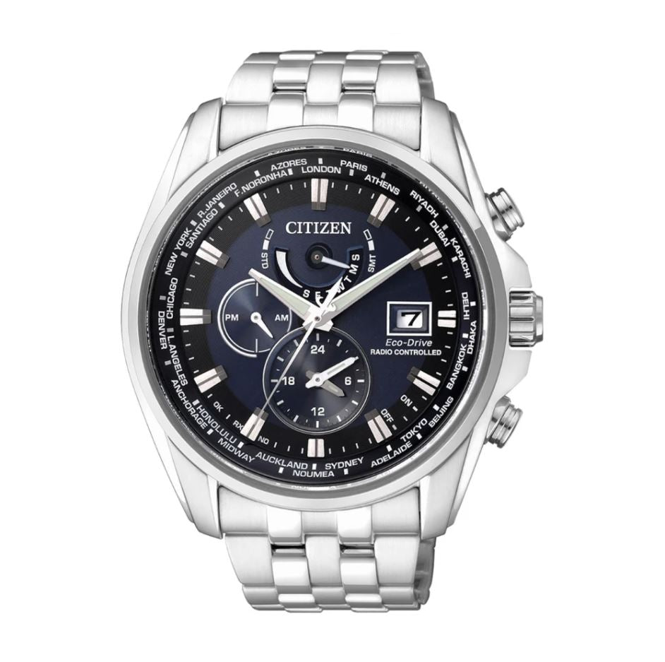 Citizen Men's Eco-Drive Stainless Steel Watch AT9031-52L