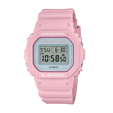 Casio G-Shock DW-5600 Lineup Special Color Models Pale Pink Resin Band Watch DW5600SC-4D DW-5600SC-4