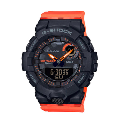 Casio G-Shock G-Squad for Ladies' GBA-800 Lineup Blue Resin Band Watch GMAB800SC-1A4 GMA-B800SC-1A4