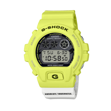 Casio G-Shock DW-6900 Lineup Special Colour Model Two Tone Resin Band Watch DW6900TGA-9D DW-6900TGA-9D DW-6900TGA-9