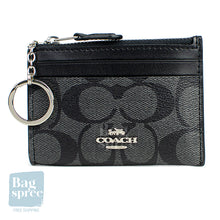 Load image into Gallery viewer, Coach Mini Skinny ID Case Black F88208 SVDK6