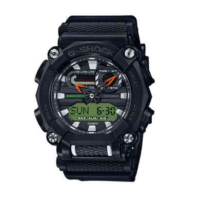 Casio G-Shock GA-900 Lineup Black Resin Band Watch GA900E-1A3 GA-900E-1A3