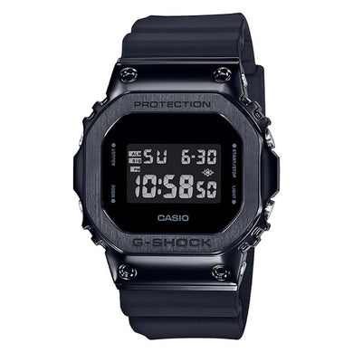 Casio G-Shock Standard Square-Faced Digital Black Resin Band Watch GM5600B-1D GM-5600B-1D GM-5600B-1