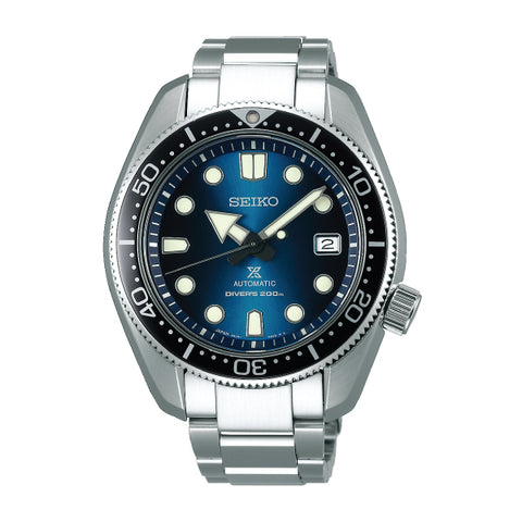Seiko Prospex Air Diver's Sea Series Automatic Silver Stainless Steel Band Watch SPB083J1 (Japan Made)