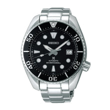 Load image into Gallery viewer, Seiko Prospex (Japan Made) Diver Automatic Silver Stainless Steel Band Watch SPB101J1