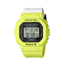 Load image into Gallery viewer, Casio Baby-G Popular Square Face BGD-560 Series Two Tone Resin Band Watch BGD560TG-9D BGD-560TG-9D BGD-560TG-9