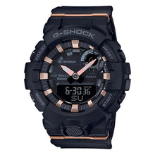 Load image into Gallery viewer, Casio G-Shock S Series G-Squad Bluetooth¨ Black Resin Band Watch GMAB800-1A GMA-B800-1A