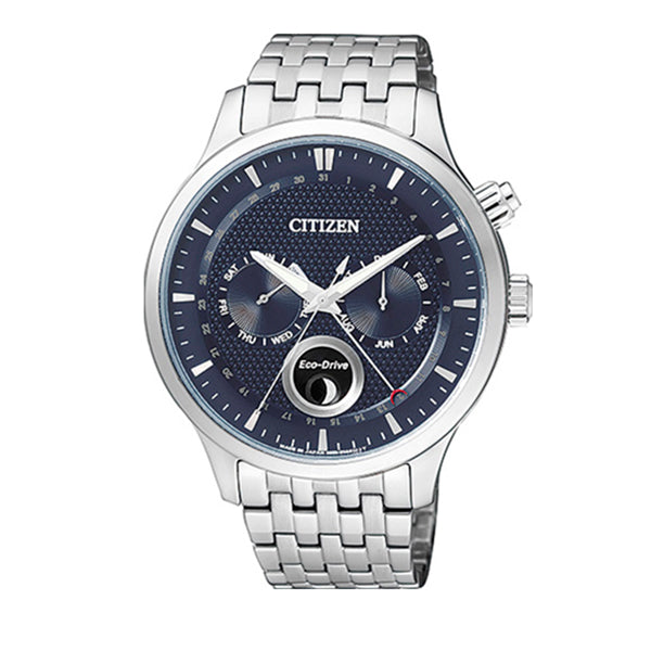 Citizen Eco-Drive Chronograph Stainless Steel Band Watch AP1050-56L