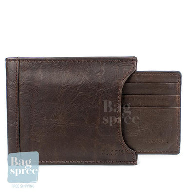 Fossil Men's Leather Wallet Brown ML3888200