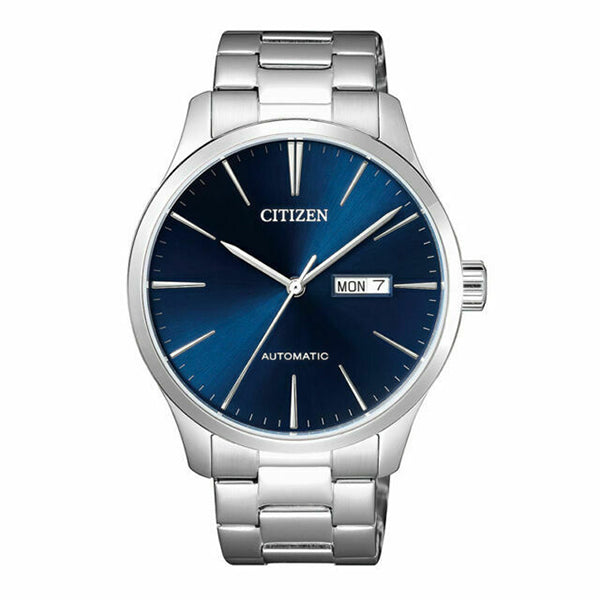 Citizen Automatic Stainless Steel Band Watch NH8350-83L