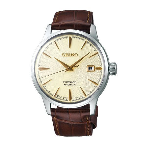 Seiko Presage (Japan Made) Automatic Watch SRPC99J1 (Not For EU Buyers)