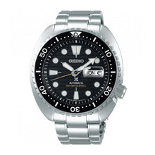 Load image into Gallery viewer, Seiko Prospex (Japan Made) Diver Scuba Silver Stainless Steel Band Watch SBDY049 SBDY049J