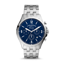 Load image into Gallery viewer, Fossil Men's Forrester Chronograph Stainless Steel Watch FS5605