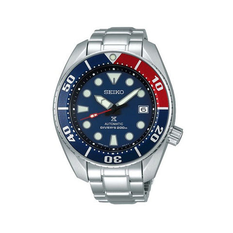 [JDM] Seiko Prospex (Japan Made) Diver Scuba Automatic Silver Stainless Steel Band Watch SBDC057 SBDC057J