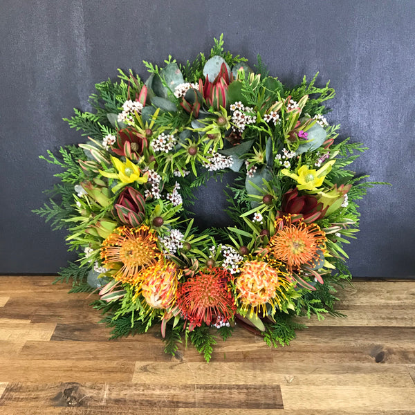 Native wreath