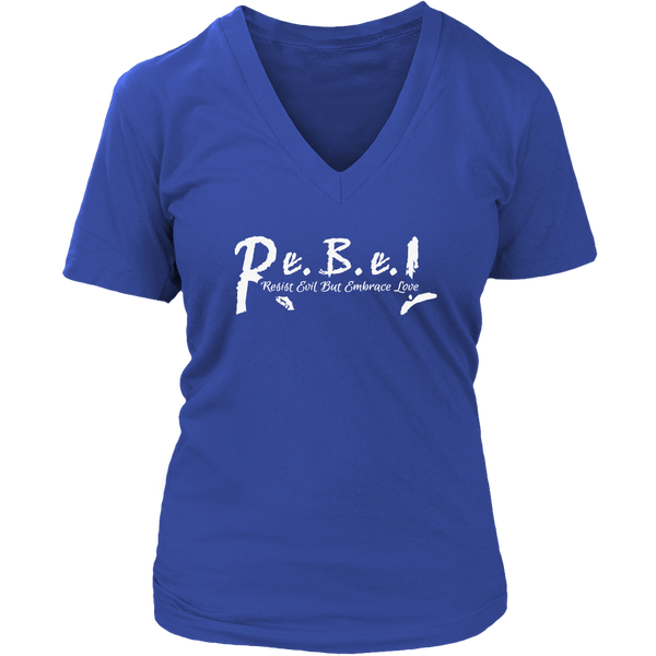 Original Lady R.e.B.e.L  V-Neck