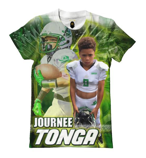 Custom Football Tshirt