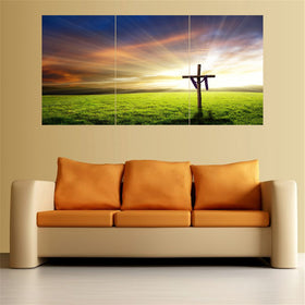 Easter Day 3 Piece Canvas