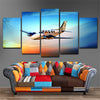 Beechcraft 5 Piece Canvas