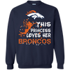 Princess Broncos