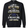 Heart Notre Dame