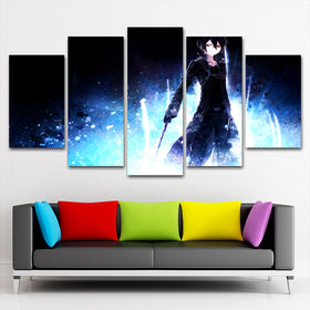 Sword Art Online  5 Piece Canvas