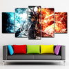 Devil May Cry  5 Piece Canvas