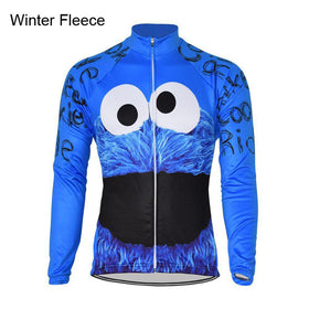 Hot Sale Men Long Sleeve Cycling Jersey