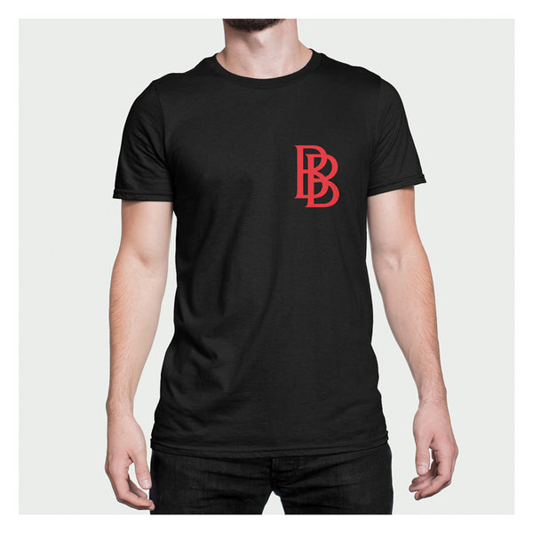 Double BB T-Shirt Black