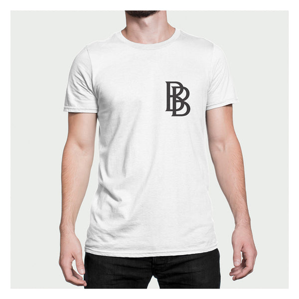 Double BB T-Shirt W/B