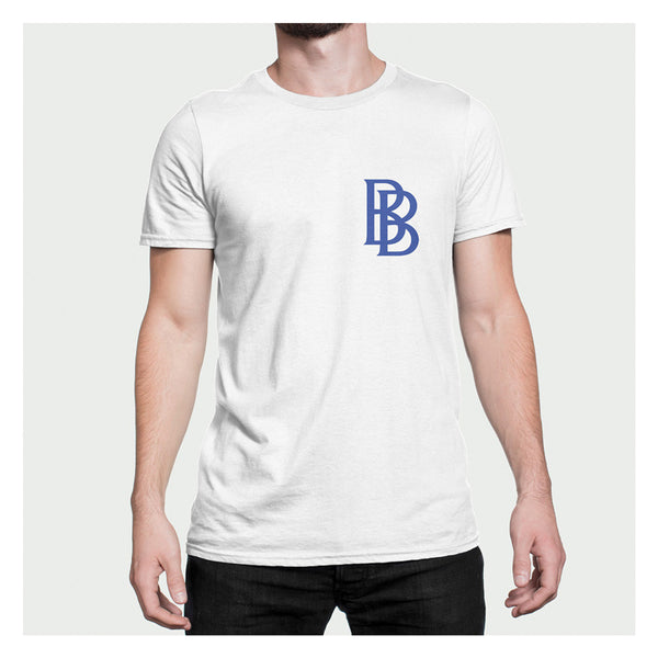 Double BB T-Shirt W/BL