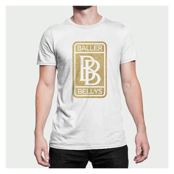 BB Glossy Metal Flakes T-Shirt