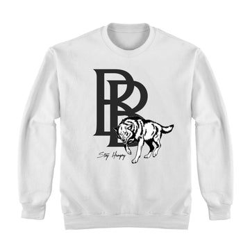 ULTIMATE HUNGER CREWNECK WHITE