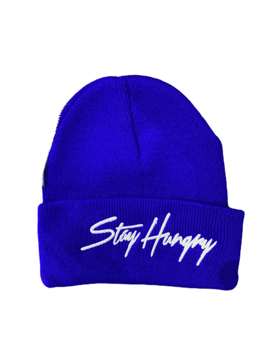 Stay Hungry Beanie