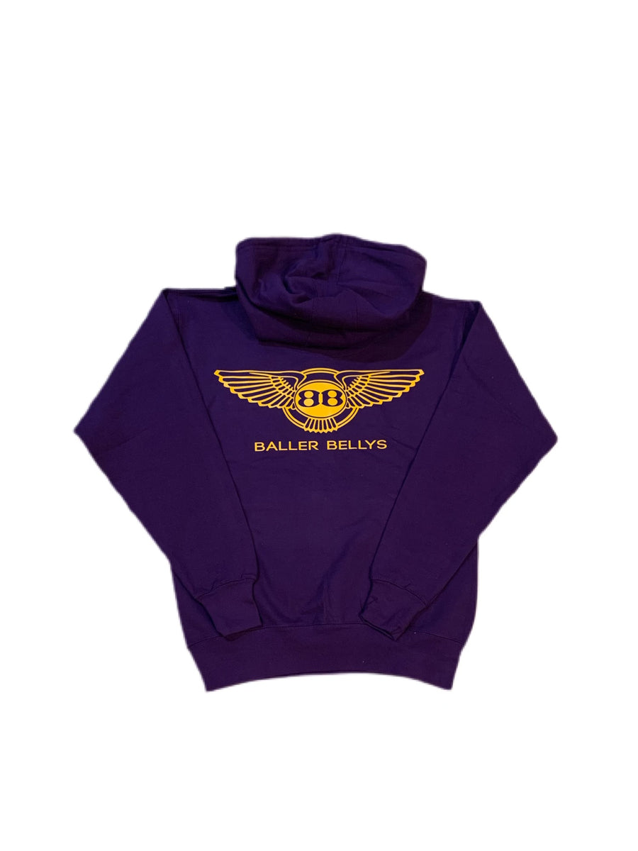 Special Edition Purple Multi Success Sweatsuit.