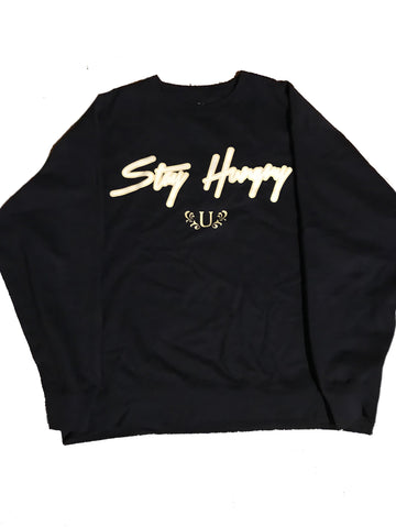 THE STAY HUNGRY CREW NECK