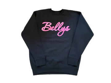 Bellys Crewneck with Stay Hungry Leggings
