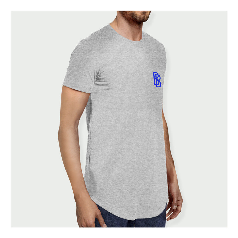 Stay Hungry Longline Tee H/BL