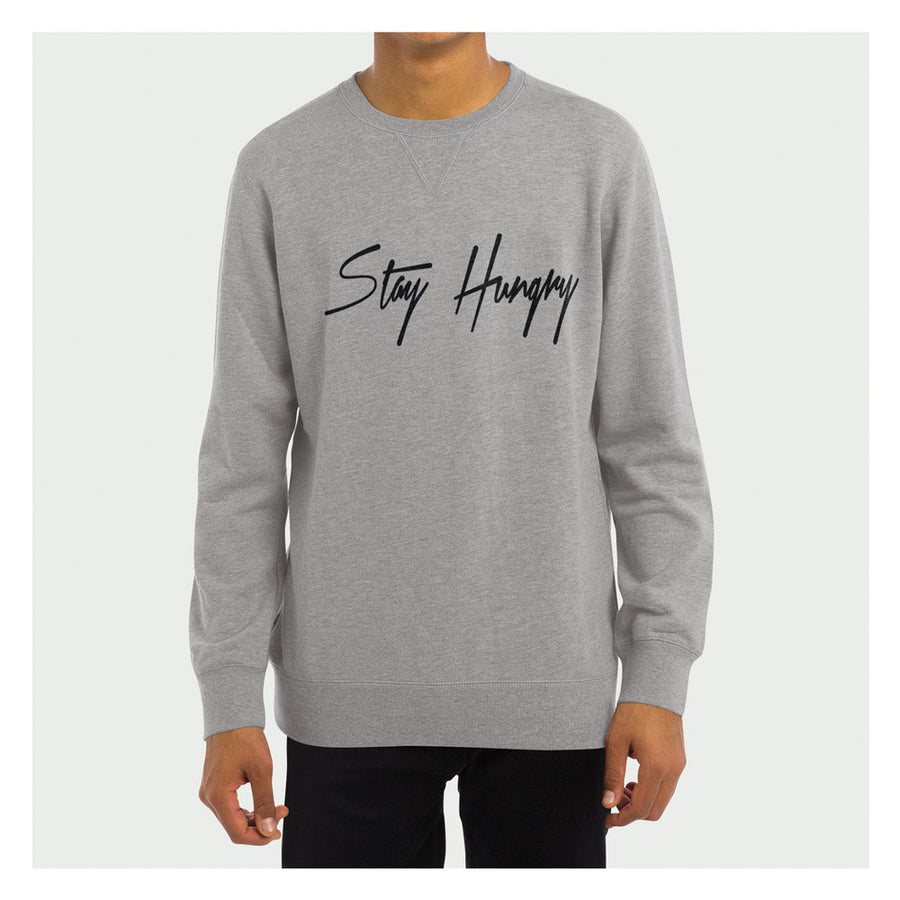 Stay Hungry Crewneck H/B