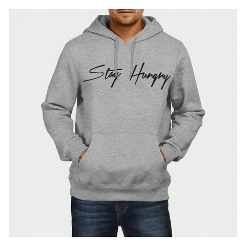 Stay Hungry Hoodie - Baller Bellys