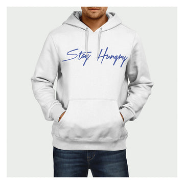 Stay Hungry Hoodie W/BL