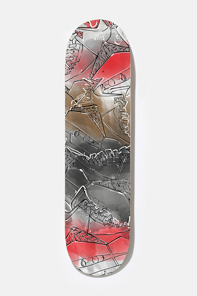 **** AJ3 - Exclusive Skate Deck