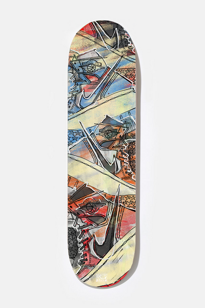 **** AJ1 - Exclusive Skate Deck