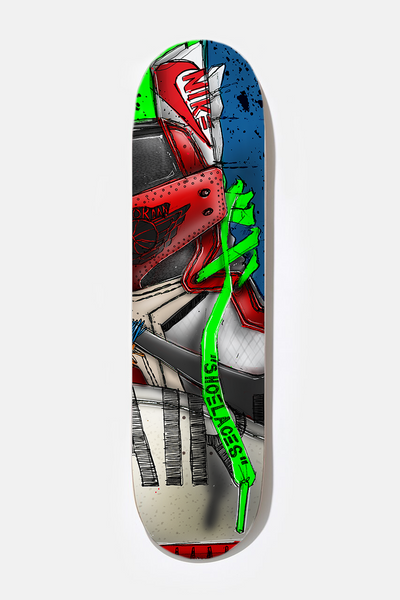 *** OW CHI - Exclusive Skate Deck