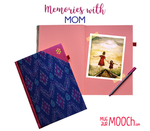 Happy Mother's Day - Celebrate your memories with Mom