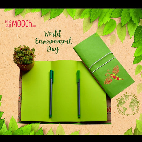 World Environment Day with Mug Aur Mooch