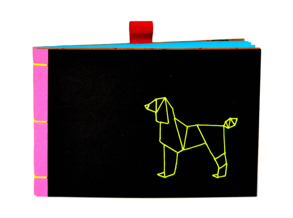 Dog Series Pocketbook : Poodle