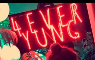 New 4 ever yung Handmade Art Neon Signs