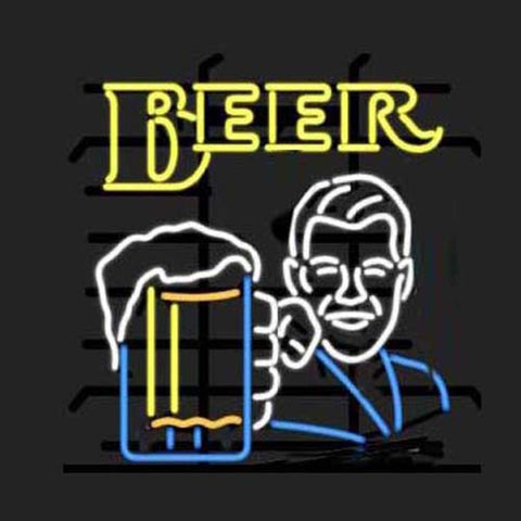 Professional  Beer Bar Open Neon Signs