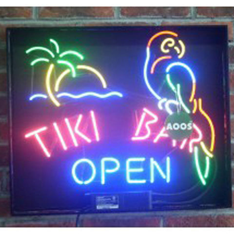 Tiki Bar Neon Signs